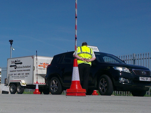 Trailer Test Training Course B+E Car and trailer training and DVSA test