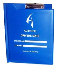 A4 Drivers Mate Folder Wallet