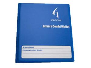 HGV LGV PSV PCV Driver Combi Wallet