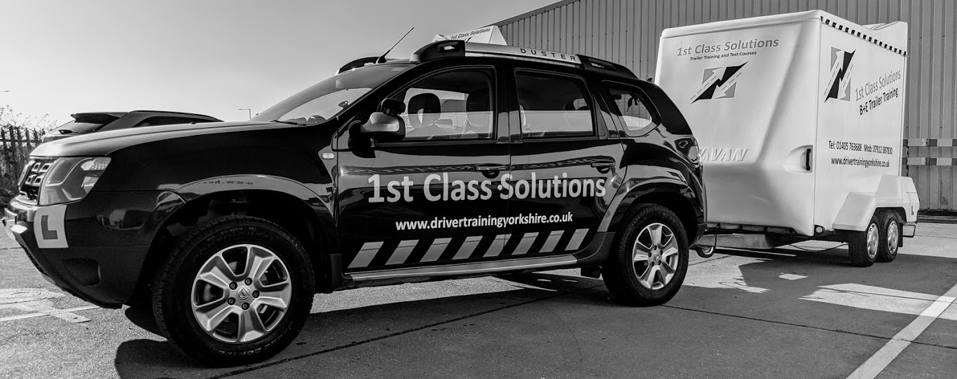 Car Trailer Training Test Goole Doncaster Selby York Hull Scunthorpe Pontefract Wakefield Castleford Doncaster Retford Thorne Howden Selby Hull
