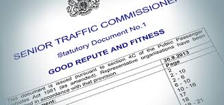Operator Licence Applications Fleet Compliance Traffic Commissioner Public Inquiry