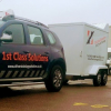 Horsebox, Caravan and Trailer Towing Test Course Goole Yorkshire