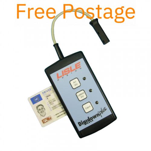 Digidown Plus Tachograph Reader Driver Card Reader